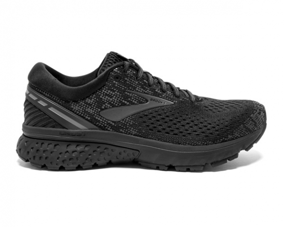Brooks Ghost 11 Womens Black/Ebony