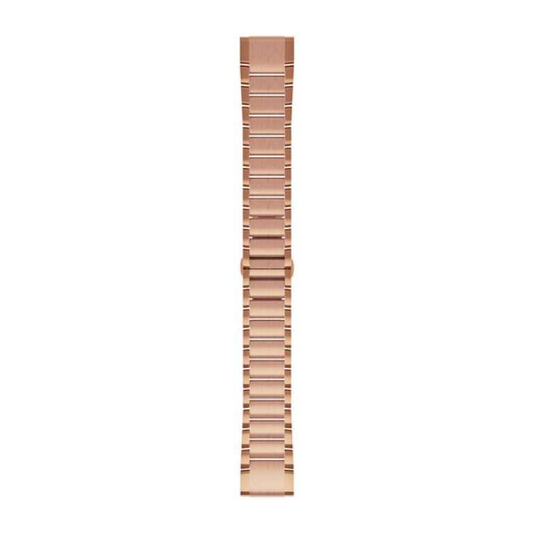 Garmin Quickfit 22mm Rose Goldtone Rustfrit Stål