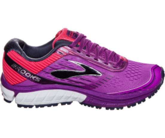 Brooks Ghost 9 Women Purple/Pink