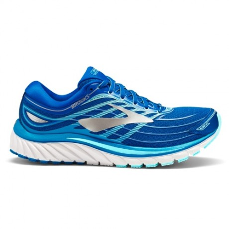 Brooks Glycerin 15 Dame Blue/Mint/Silver