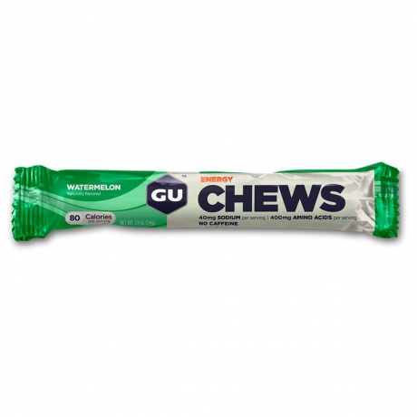 GU Chews Energy - watermelon