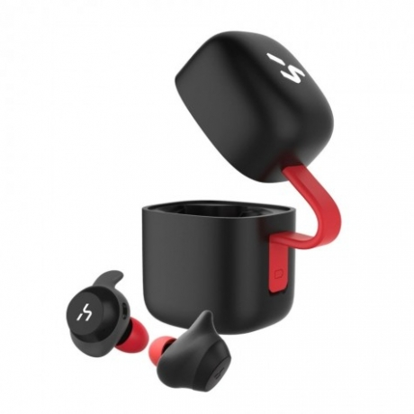 Havit Earbuds Black/Red