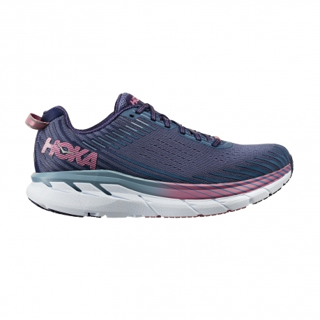 HOKA One One Dame Clifton 5 Marlin/Blue ...