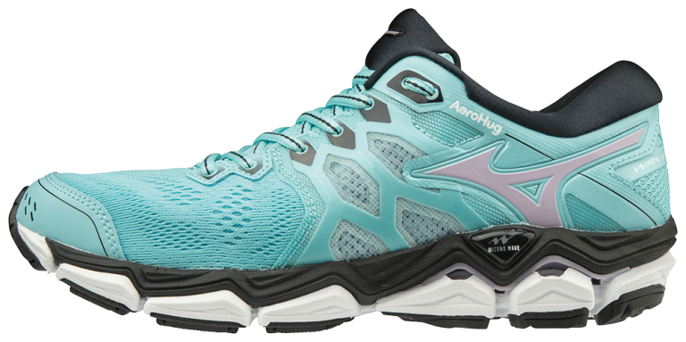 Mizuno Wave Horizon 3 Dame Angel Blue/La...
