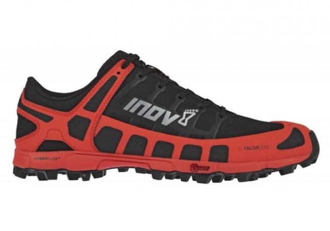 Inov8 X-Talon 230 Black/Red Herre