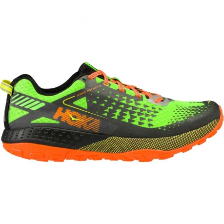 Hoka One One Speed Instinct 2 M Green/Bl...