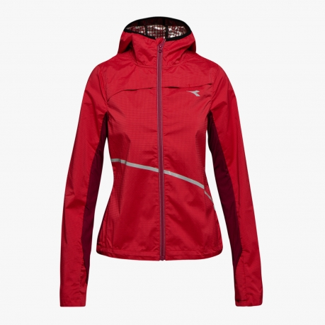 Diadora L. Bright Wind Jacket Womens - T...