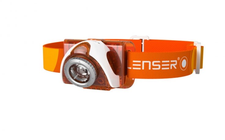 LED Lenser SEO 3 Orange