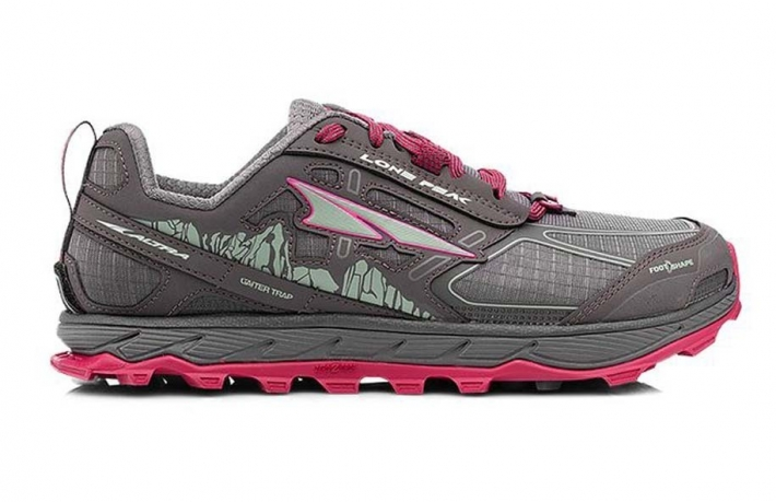 Altra Womens Lone Peak 4 - Raspberry
