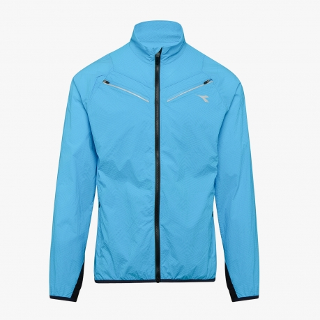 Diadora Luminex Wind Jacket Royal Fluo