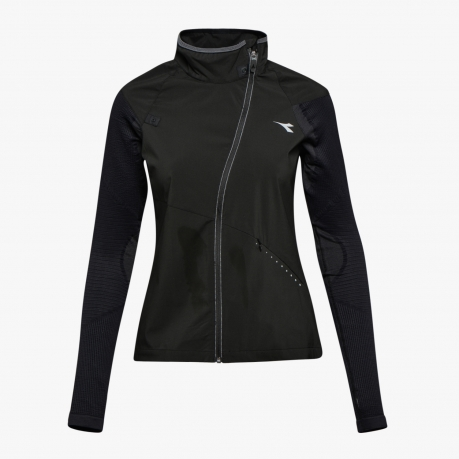Diadora L.Jacket Win Womens Black