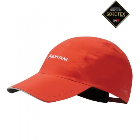 Montane Fleet Cap - Orange