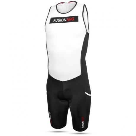 Fusion Multisport R_Zip Suit black