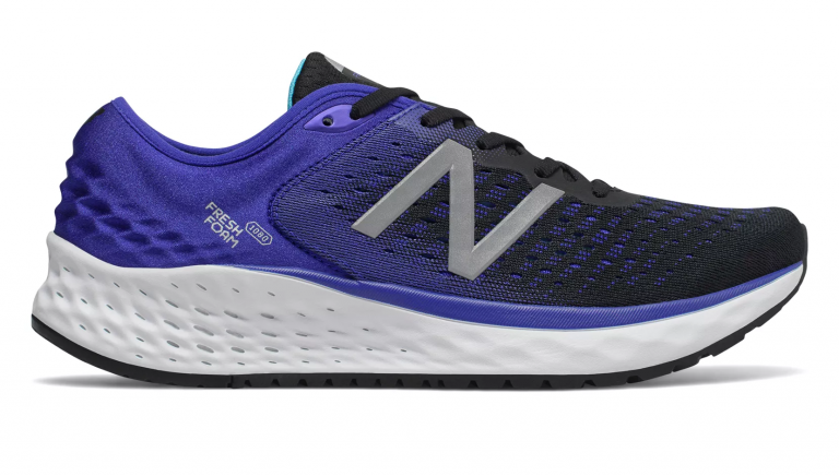 New Balance 1080 V9 Herre UV Blue-Black