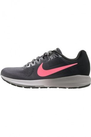 Nike Structure 21 Dame Gunsmoke/Sunset P...