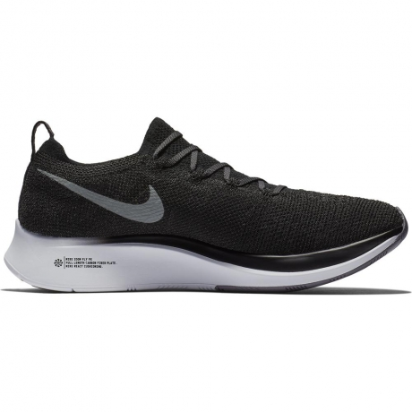 Nike Zoom Fly FK Black/Gunsmoke/White