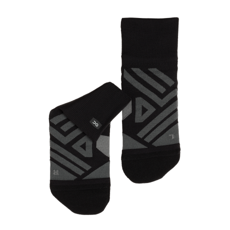 ON Mid Sock M Shadow/black