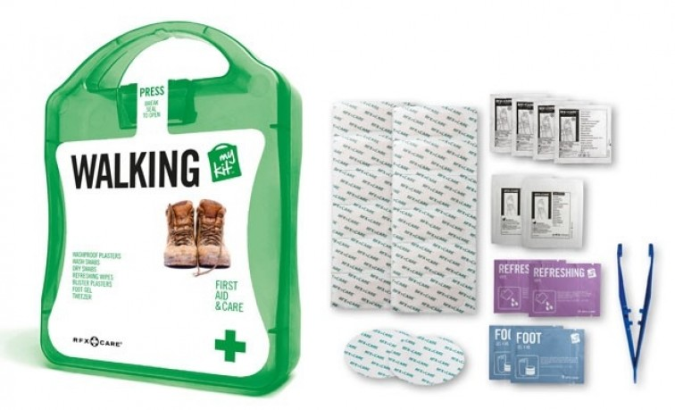 Walking First Aid & Care