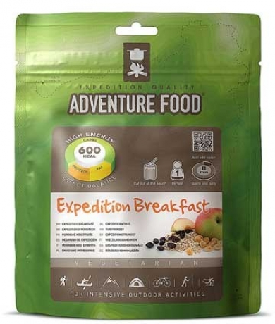 Adventure food Expedition Breakfast  1 p...
