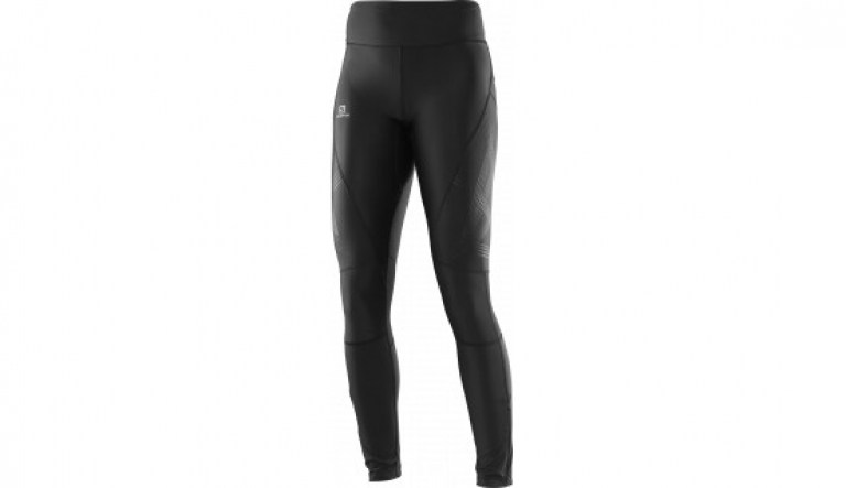 Salomon Intensity Long Tights Dame - Sor...