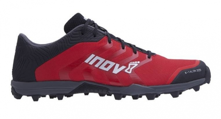 Inov8 X-Talon 225 Unisex Black/Red