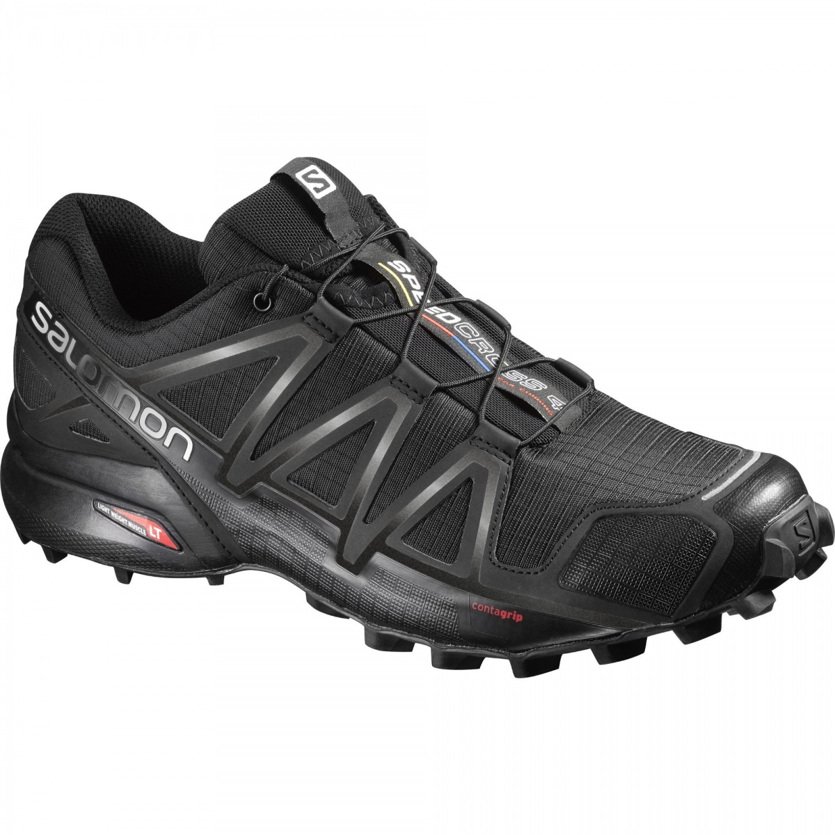 Salomon Speedcross 4 Herre SortSort