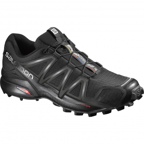 Salomon Speedcross 4 Dame - Sort