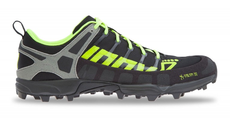 Inov8 X-Talon 212 Black/Neon/Grey