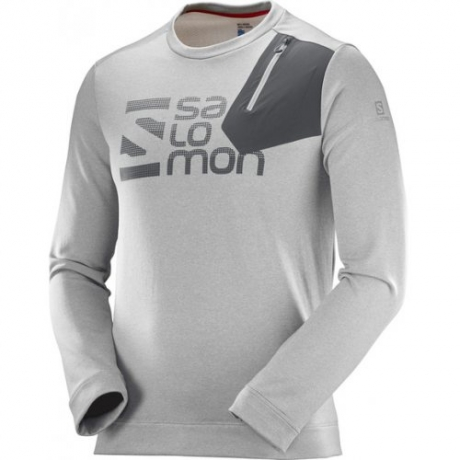Salomon Pulse Crewneck M