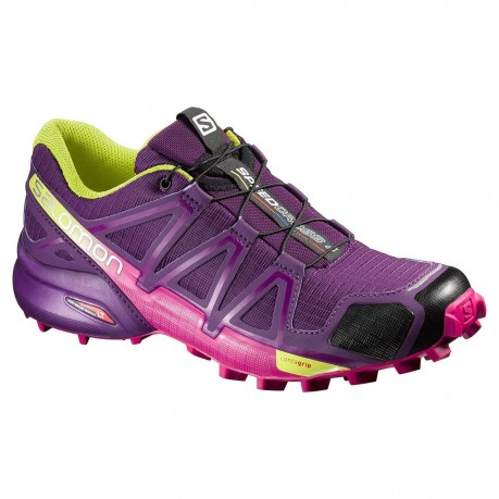 Salomon Speedcross 4 W Cosmic Purple/Dee...
