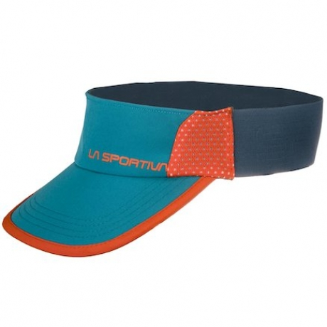 La Sportiva Reality Visor Lake/Tropic Bl...