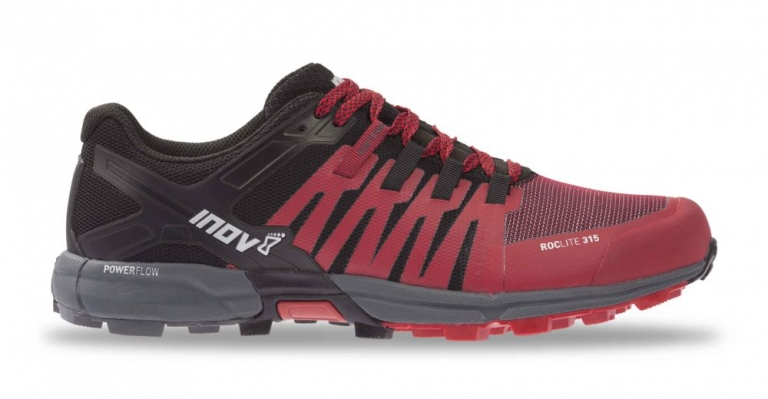Inov8 Roclite 315  Red/Black