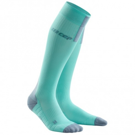 CEP Compression Run Socks 3.0 Dame Ice/G...