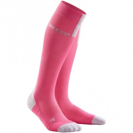 CEP Compression Run Socks 3.0 Dame Rose/...