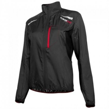 Fusion Dame S100 Run JKT Black