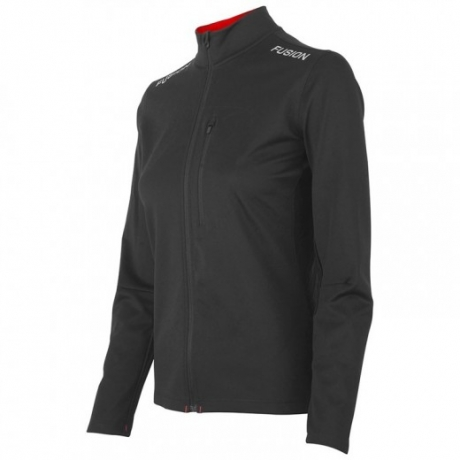 Fusion S2 Run JKT Mens - Black