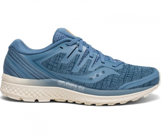Saucony Guide ISO 2 Dame Blue/Shade