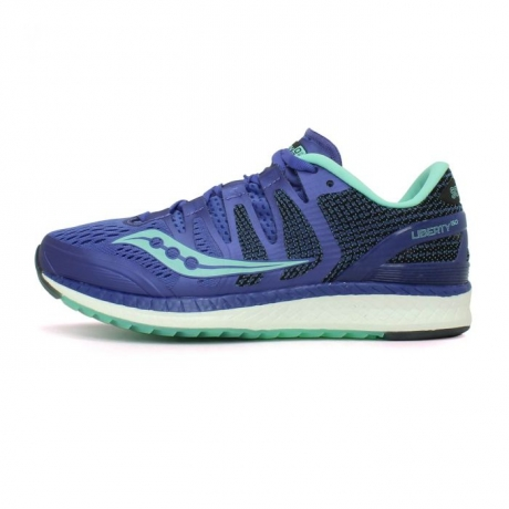 Saucony Liberty ISO Dame Violet