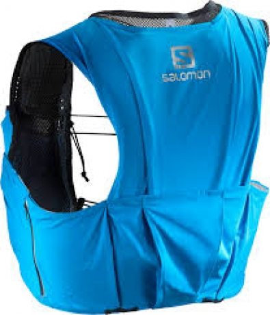 Salomon S/LAB Sense Ultra 5 Set - Blå