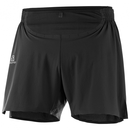 Salomon Sense Pro Short Mens - Sort