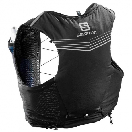 Salomon ADV SKIN 12 SET - Black
