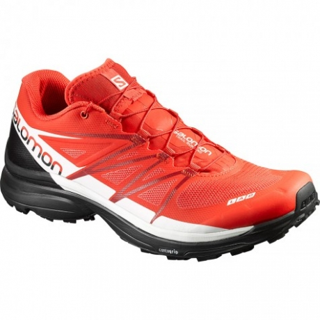 Salomon S/LAB Wings 8 Unisex Racing Red/...