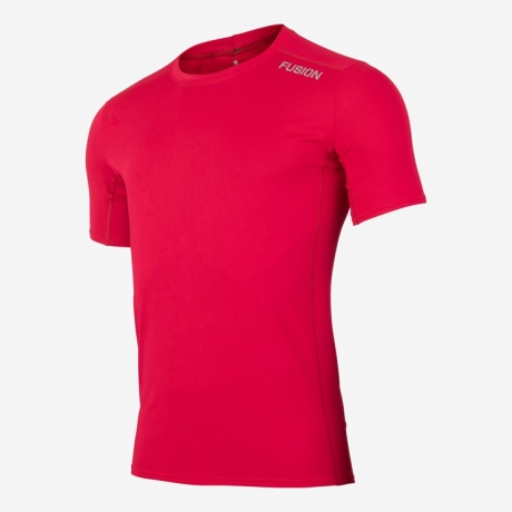 Fusion SLi T-Shirt Herre Red