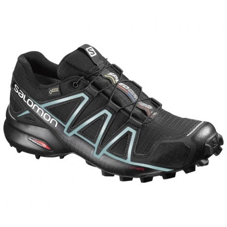 Salomon Speedcross 4 GTX Womens Black/Bl...