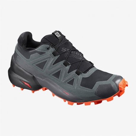 Salomon Speedcross 5 Herre GTX Black/Urb...