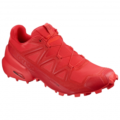 Salomon Speedcross 5 Herre High Risk Red...