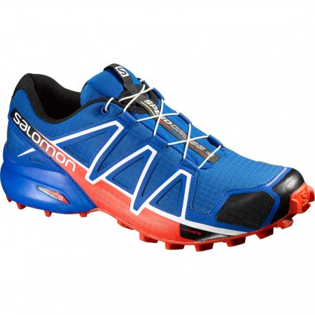 Salomon Speedcross 4 Blue Yonder/BLACK/L...