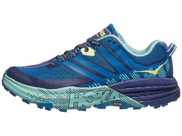 Hoka One One Speedgoat 3 Dame Seaport / ...