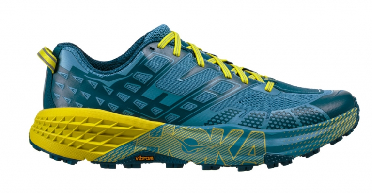 HOKA Speedgoat 2 Men CaribbeanSea/BlueDe...