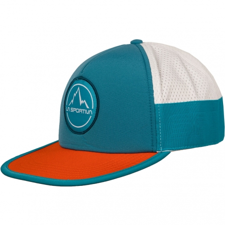 La Sportiva Trail Trucker Lake/Tangerine